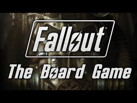 Fallout: The Board Game - War Changed Somewhat