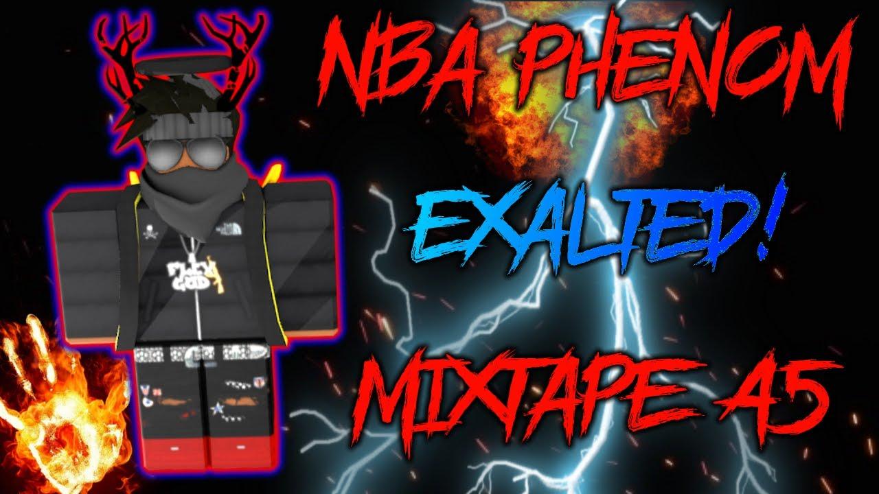 Aimbot On Nba Phenom Roblox Nba Phenom Mixtape 45 Exalted Edited By Sauxcynba Youtube