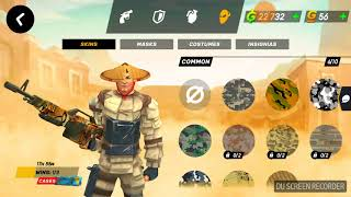 Leger i guns of boom  (norsk gaming)