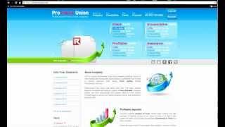 Pro Forex Union - Conheça Uma Empresa Diferente