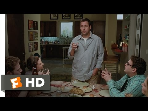 Funny People (7/10) Movie CLIP - George's Toast (2009) HD