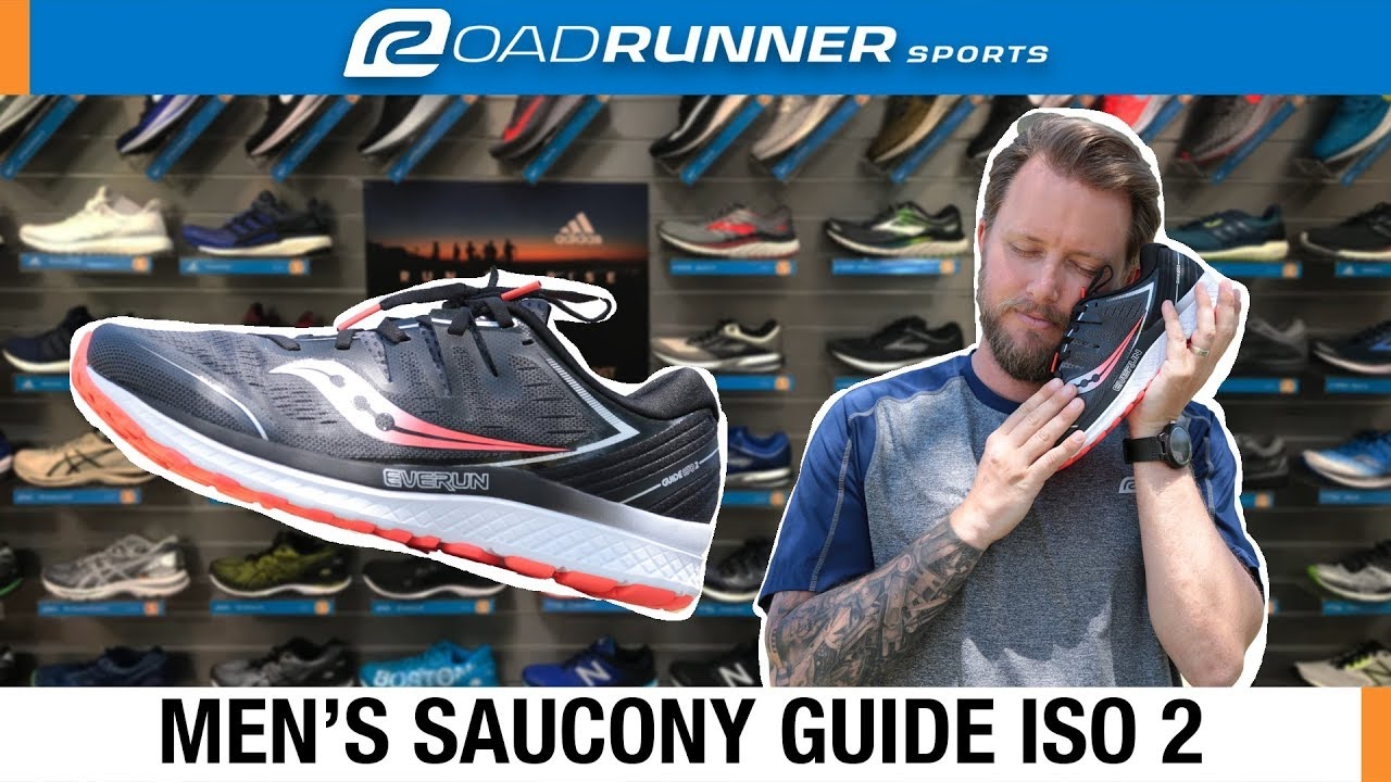 saucony guide iso 2 mens