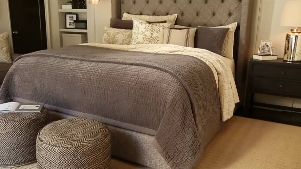 Bedroom Upholstered Bed