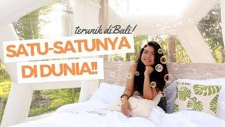 Gambar cover REVIEW BUBBLE HOTEL DI BALI?! STAY UNIK CUMAN 500RIBUAN