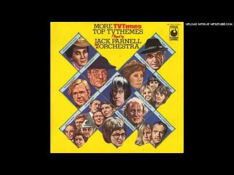 Jack Parnell - Spy Glass - Theme from Father Brown (1975)