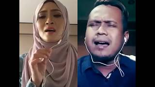 Siti Nordiana FT Pacaq Anarchy Smule Cover Terus Mencintai
