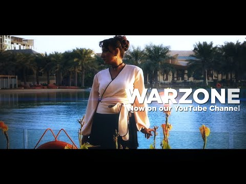 WarZone -  Mohammed AlSadoon & Najma Buallai 2018