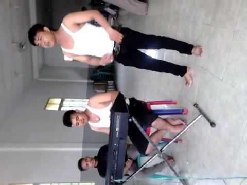 Trio marbun- dos do nakkokna