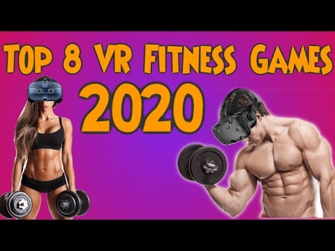 Top 8 VR Fitness Games 2020 PSVR HTC Vive Oculus WMR #VRFitness #VRGames #VRWorkout