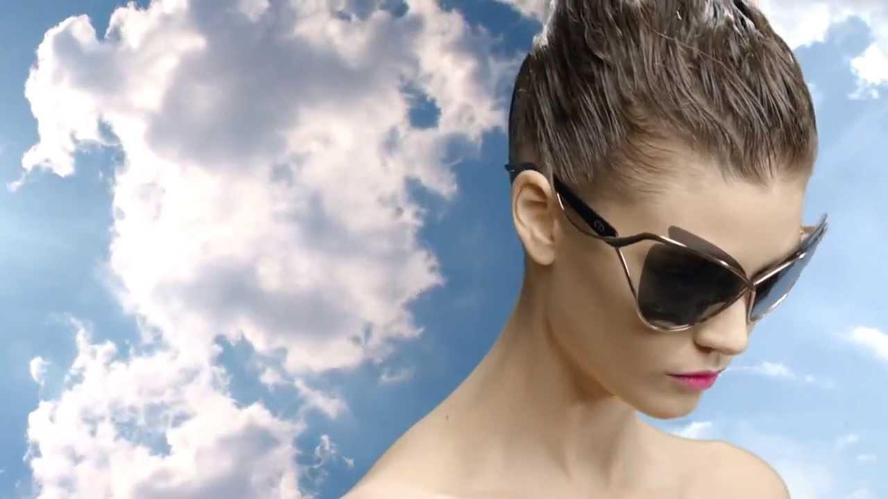 a1fd3e1abdb9 ▷  Dior Audacieuse  2013 2014 Sunglasses - YouTube