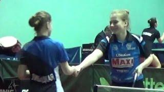 Анастасия ЛИБАЦКАЯ - Анна КРАСИКОВА Настольный теннис, Table Tennis