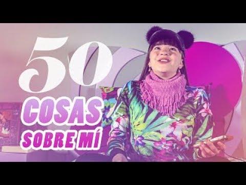 50 cosas sobre mí 📝  - Ivanna Pérez