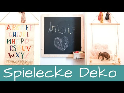 3 etwas andere Deko Ideen fürs Kinderzimmer zum selber machen