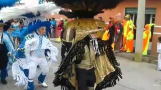Carnaval Tenancingo Tlaxcala 2016 - Martes Seccion 5ta..!!