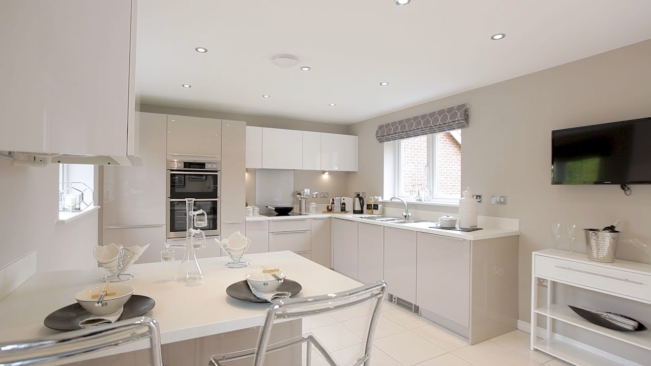 Barratt Homes Kitchen