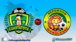 Guastatoya vs Deportivo Marquense full match