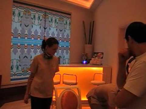 Hotel Kempinski Ajman Wellnessbereich Luxushotel Emirate Strandhotel Luxushotel