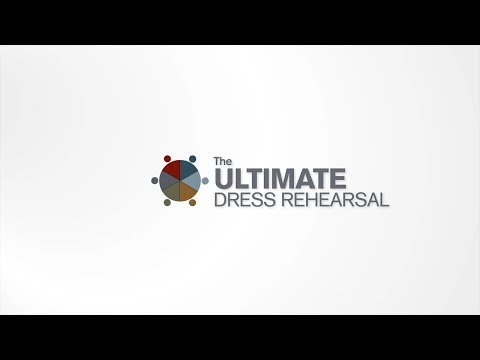 The Ultimate Dress Rehearsal - Feliciano Financial Group