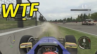 F1 2015 Gameplay: My First Race!