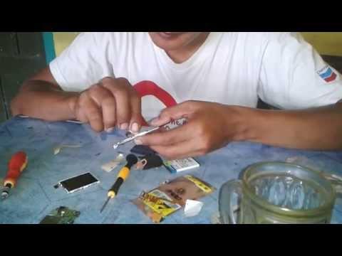 Cara Mengganti Kabel Flexibel Nokia 2220