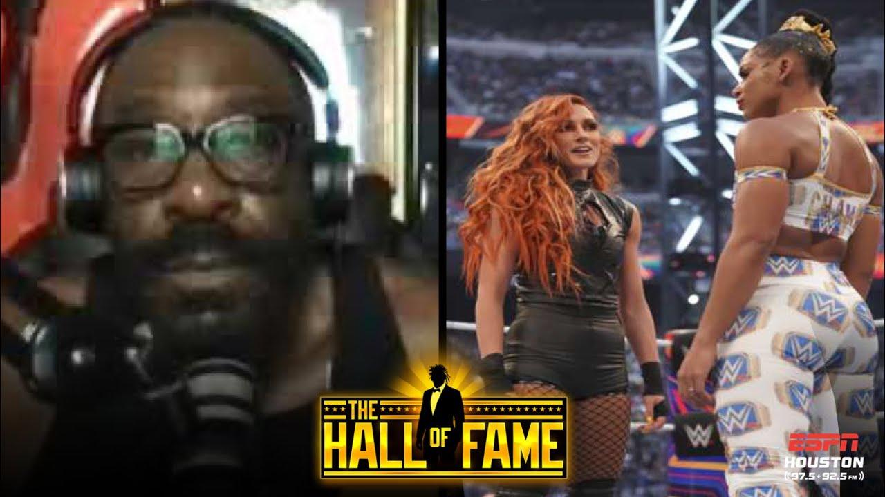 Booker T Believes Bianca Belair's WWE SummerSlam Loss Hurt Her Star Power