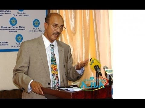 Live interview with HE Ato Tewolde Mulugeta, Spokesperson fo