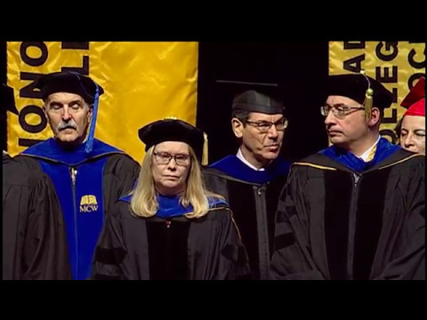 UIC Applied Health Sciences Commencement Ceremony - May 2017