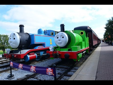 Day Out With Thomas And Percy The Tank Trains