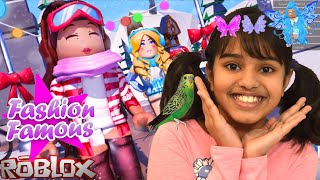 Being Fancy in Fashion Famous | Roblox 2019 Latest Game Version