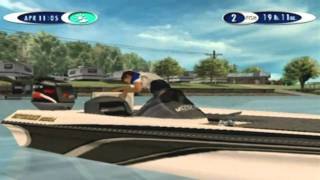 Sega Bass Fishing 2 Game Sample - Dreamcast