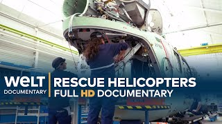 AIR RESCUE - How Airbus Helicopters Are Made | Full Documentary