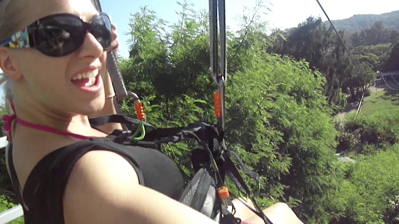 Labadee Haiti Zipline Royal Caribbean Cruise Youtube
