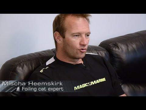 Mischa Heemskerk on the DNA F1 A-Cat