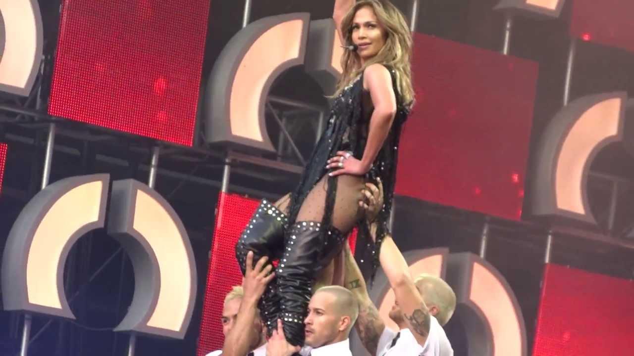 Jennifer Lopez Live It Up Live Chime For Change