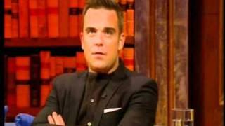 Paul O´Grady Show Robbie Williams & Gary Barlow ITW (1ª Part)