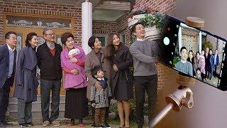 """""""이 순간을 영원히""""이인혜, 가족들과 함께 행복한 기념사진 촬영 @나도 엄마야 124회 20181123"""