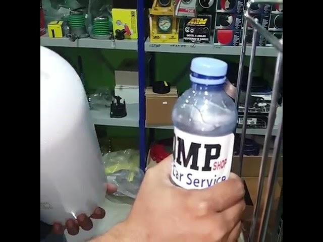 QMP bottle challenge