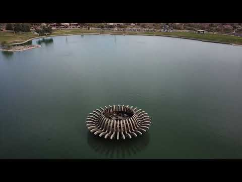 DJI Mavic Pro Fountain Park OFF, Fountain Hills, AZ 12/25/17