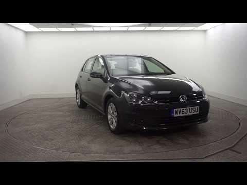 Volkswagen Golf 1.6 TDI SE Hatchback 5dr (start/stop)