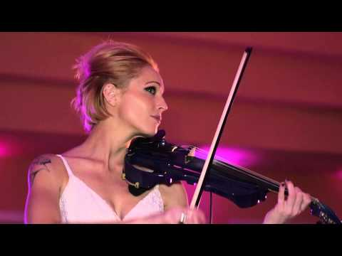 Margot Lane on Electric violin Mashup