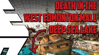 Death in the West Edmonton Mall Lake in Alberta, Canada - Best Edmonton Mall