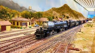 Beautiful Model Railroad layout in HO scale - Scale Rails of Southwest Florida 4K UHD