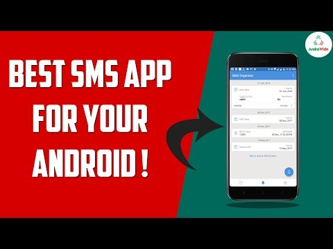 Best SMS App For Android, Cloud Backup & Restore Feature 👍   हिंदी