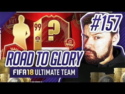 ELITE MONTHLY FUT CHAMPS REWARDS!! - #FIFA18 Road to Glory! #157 Ultimate Team