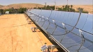 Израильская фирма изобрела новый способ хранения солнечной энергии (новости)