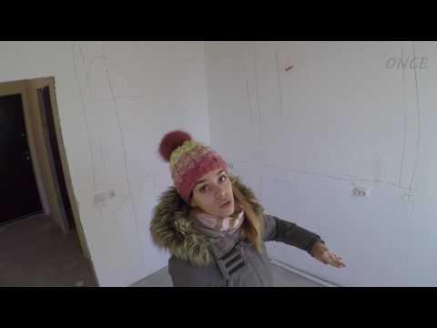 Квартира студия ⁄25м2⁄ Ремонт квартиры ⁄ ВЛОГ#1