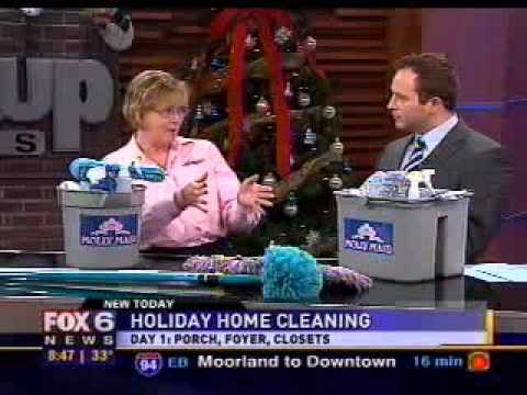 Holiday Cleaning Tips by Molly Maid of Lake Country, Wisconsin