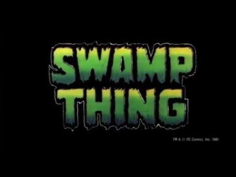 La Créature du Marais (Swamp Thing)