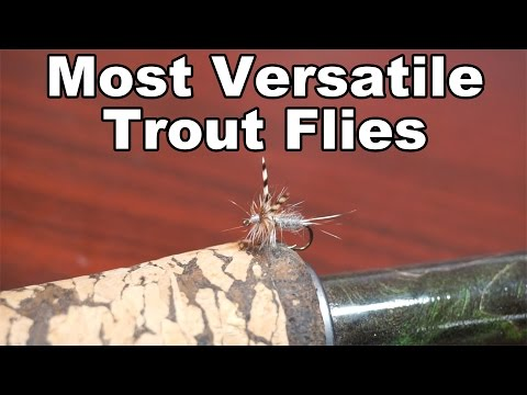 Top 3 Trout Flies – Most versatile fly patterns – McFly Angler Top Picks
