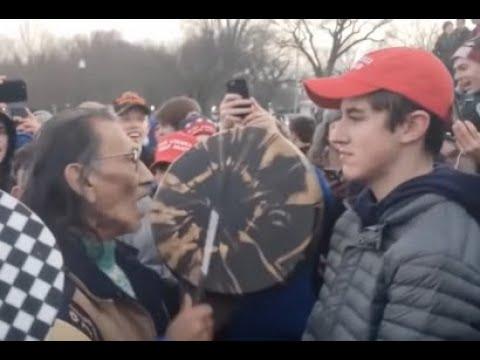 Covington Kids & Indian Confrontation | Full Video | Uncut